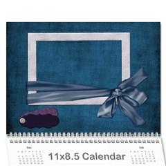 2019 Lavender Rain Calendar By Lisa Minor Cover
