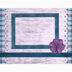 2016 Lavender Rain Calendar By Lisa Minor   Wall Calendar 11  X 8 5  (12 Months)   Bimduaj5uyu2   Www Artscow Com Month
