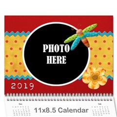 2016 Buttercup Calendar By Lisa Minor   Wall Calendar 11  X 8 5  (12 Months)   R0byq776z9ww   Www Artscow Com Cover