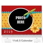 2016 Buttercup Calendar - Wall Calendar 11  x 8.5  (12-Months)