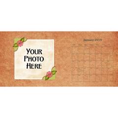2016 Primavera 11x5 Calendar By Lisa Minor   Desktop Calendar 11  X 5    Bdd5zj3hj1pb   Www Artscow Com Jan 2016