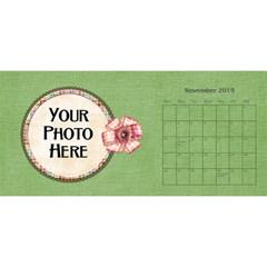 2016 Sml 11x5 Calendar By Lisa Minor   Desktop Calendar 11  X 5    Wxl8gbwgse75   Www Artscow Com Nov 2016