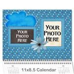 2016 Calendar Mix d - Wall Calendar 11  x 8.5  (12-Months)
