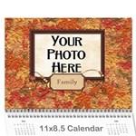 2016 Calendar Mix c - Wall Calendar 11  x 8.5  (12-Months)