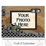 2016 Let s Ride Calendar - Wall Calendar 11  x 8.5  (12-Months)