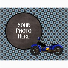 2016 Let s Ride Calendar By Lisa Minor   Wall Calendar 11  X 8 5  (12 Months)   E22gib9rlwri   Www Artscow Com Month