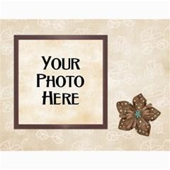 2016 Watch Me Grow Boy Calendar By Lisa Minor   Wall Calendar 11  X 8 5  (12 Months)   0e0fe6p4rkaz   Www Artscow Com Month