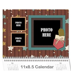 2016 Kit H&h Calendar 1 By Lisa Minor   Wall Calendar 11  X 8 5  (12 Months)   U4q0cvhx0ck3   Www Artscow Com Cover
