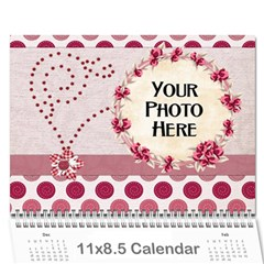 2016 Sweetie Calendar By Lisa Minor   Wall Calendar 11  X 8 5  (12 Months)   Leuc6pq631q8   Www Artscow Com Cover