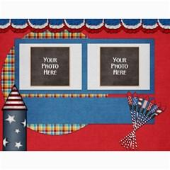 2019 Celebrate America Calendar By Lisa Minor Month