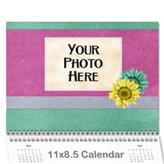 2019 Calendar Yard Work By Lisa Minor Cover