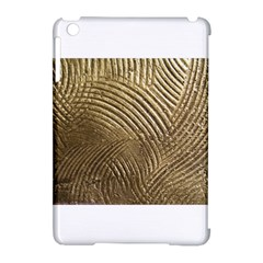 Brushed Gold 050549 Apple Ipad Mini Hardshell Case (compatible With Smart Cover) by AlteredStates