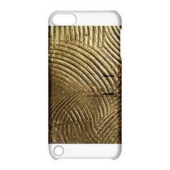 Brushed Gold 050549 Apple Ipod Touch 5 Hardshell Case With Stand by AlteredStates