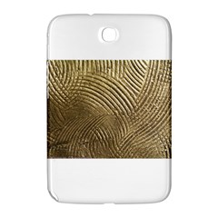 Brushed Gold 050549 Samsung Galaxy Note 8 0 N5100 Hardshell Case  by AlteredStates