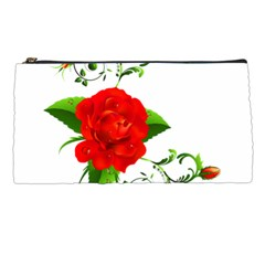 Rose Garden Pencil Cases by AlteredStates