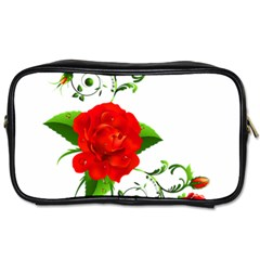 Rose Garden Toiletries Bags by AlteredStates