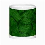 Woven Skin Green Night Luminous Mugs Center