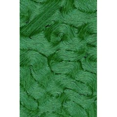 Woven Skin Green 5 5  X 8 5  Notebooks by InsanityExpressed