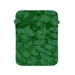 Woven Skin Green Apple Ipad 2/3/4 Protective Soft Cases by InsanityExpressed