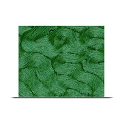 Woven Skin Green Plate Mats by InsanityExpressed