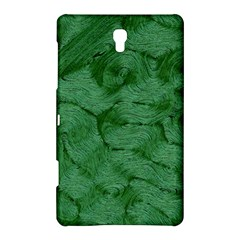 Woven Skin Green Samsung Galaxy Tab S (8 4 ) Hardshell Case  by InsanityExpressed