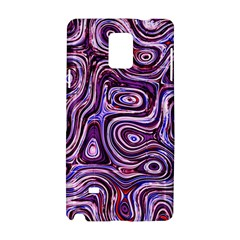 Colour Tile Samsung Galaxy Note 4 Hardshell Case by InsanityExpressed