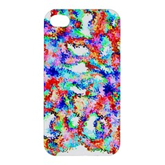 Soul Colour Light Apple Iphone 4/4s Premium Hardshell Case by InsanityExpressed