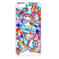 Soul Colour Light Apple Iphone 5 Seamless Case (white) by InsanityExpressed