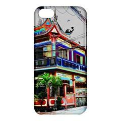 Colourhouse Apple Iphone 5c Hardshell Case by InsanityExpressed