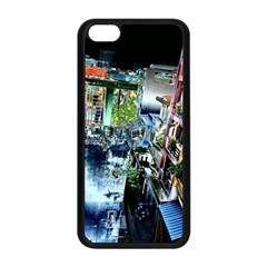 Colour Street Top Apple Iphone 5c Seamless Case (black) by InsanityExpressed