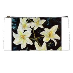 Bright Lilies Pencil Cases