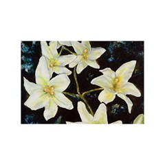 Bright Lilies You Are Invited 3d Greeting Card (8x4)
