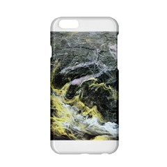 Black Ice Apple Iphone 6 Hardshell Case by timelessartoncanvas
