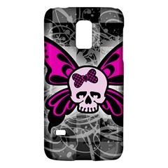Skull Butterfly Galaxy S5 Mini