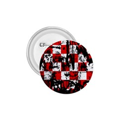 Emo Checker Graffiti 1 75  Buttons by ArtistRoseanneJones