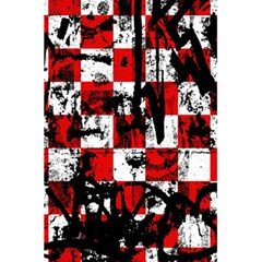 Emo Checker Graffiti 5 5  X 8 5  Notebooks by ArtistRoseanneJones