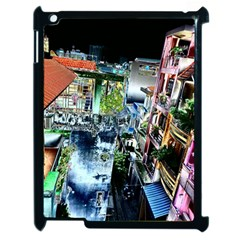 Colour Street Top Apple Ipad 2 Case (black) by InsanityExpressed