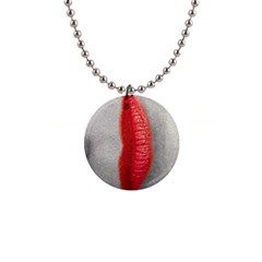 Lips Button Necklaces by theimagezone