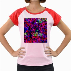 Electic Parasite Women s Cap Sleeve T-Shirt by InsanityExpressed