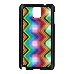 Aztec 3 Samsung Galaxy Note 3 N9005 Case (black) by theimagezone