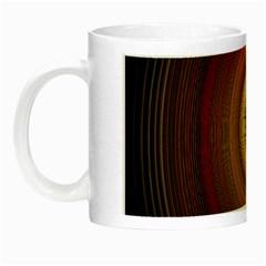 Colour Twirl Night Luminous Mugs by InsanityExpressed