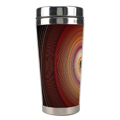 Colour Twirl Stainless Steel Travel Tumblers by InsanityExpressed