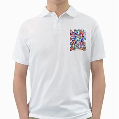 Soul Colour Light Golf Shirts by InsanityExpressed