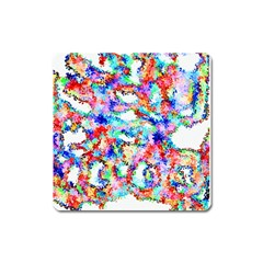 Soul Colour Light Square Magnet