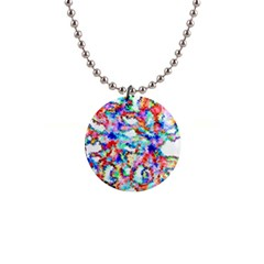 Soul Colour Light Button Necklaces by InsanityExpressed