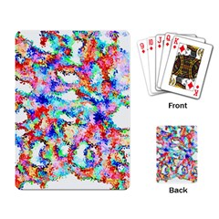 Soul Colour Light Playing Card