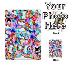 Soul Colour Light Playing Cards 54 Designs