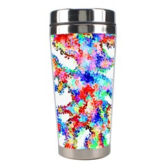 Soul Colour Light Stainless Steel Travel Tumblers by InsanityExpressed