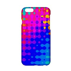 Totally Trippy Hippy Rainbow Apple Iphone 6 Hardshell Case by KirstenStar