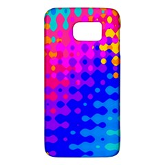 Totally Trippy Hippy Rainbow Galaxy S6
